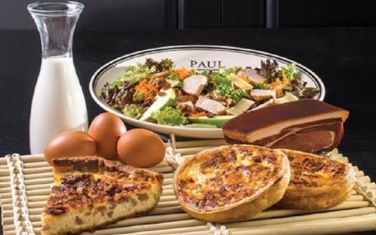 Lednová kampaň pekařství PAUL patří k tomu nejlepšímu z francouzské tradice. I Napoleon by zde našel lahodný řez, který tak zbožňoval