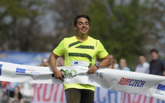 Juniorský maraton rozběhá středoškoláky v Českých Budějovicích. Registrace jsou již v plném proudu
