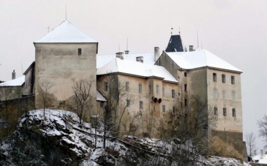 Vimperský zimní hrad by se už letos mohl začít probouzet. Počítá se i s vybudováním nové návštěvnické infrastruktury