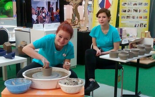 V Olympii se představily odborné střední školy z jižní Moravy. Nabídly informace i zážitkový program pro děti i dospělé