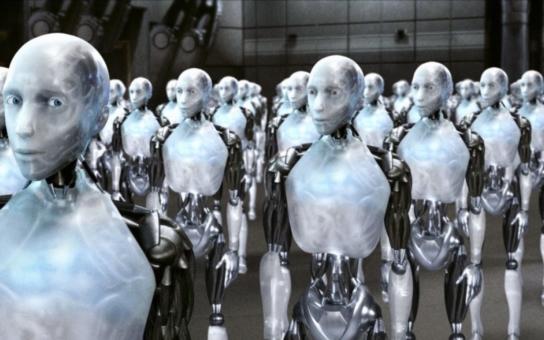 Všichni skončíme na dlažbě. Práce bude, ale ne pro nás. Pro roboty; je to ekonomicky výhodnější. Úterní komentář Štěpána Chába