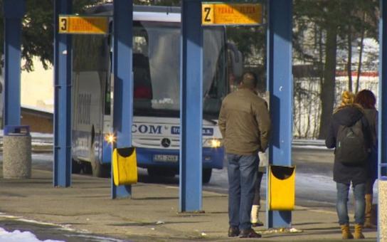 Humpolec bude mít jedno z nejmodernějších autobusových nádraží. Přípravné práce již začaly, hotovo by mělo být nepozději do prázdnin