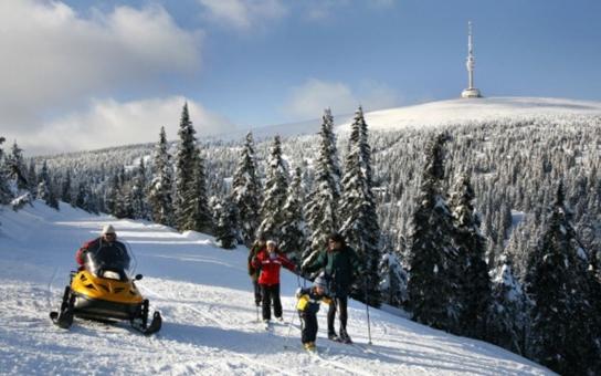 Do kraje přicestoval loni rekordní počet turistů. Cizinců bylo tradičně nejvíc ze Slovenska a Polska, následují Němci a Italové