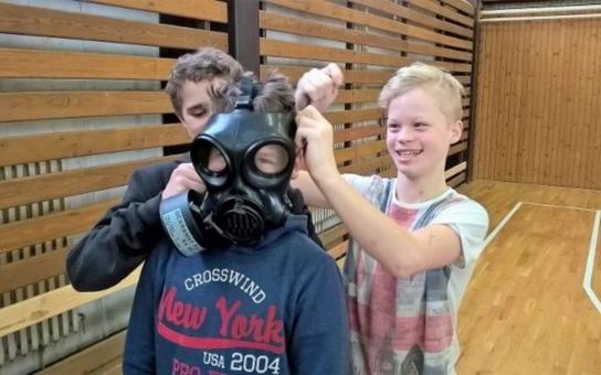 Zimní POKOS pod taktovkou libereckých chemiků. Děti se dozvěděly spoustu zajímavého a zkrátka nepřišly ani ty menší