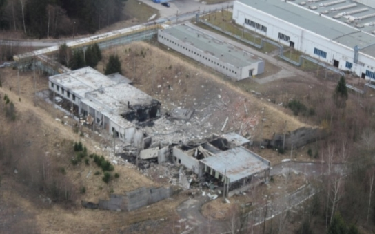 Co stojí za výbuchem v Poličských strojírnách, je záhadou. Počet zraněných není zanedbatelný, obyvatelé museli být evakuováni