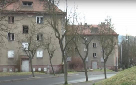 Studenti z Prahy řešili domy u kina Alfa v Sokolově. Ve hře jsou bytové i řadové domy, úprava dopravního provozu i parkování
