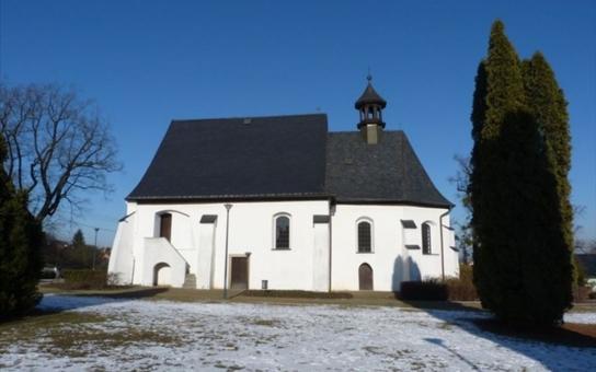 Nečekaný objev: Krovy klimkovického kostelíku ukrývaly staré obrazy Křížové cesty. Pravděpodobně pocházejí z 18. století