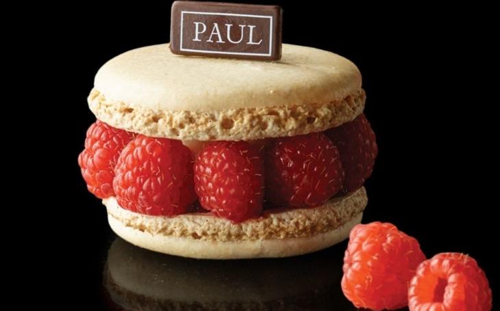 Festival makronek v pekařství PAUL. S lahůdkou, která by potěšila i královnu Marii Medicejskou, můžete navíc vyhrát
