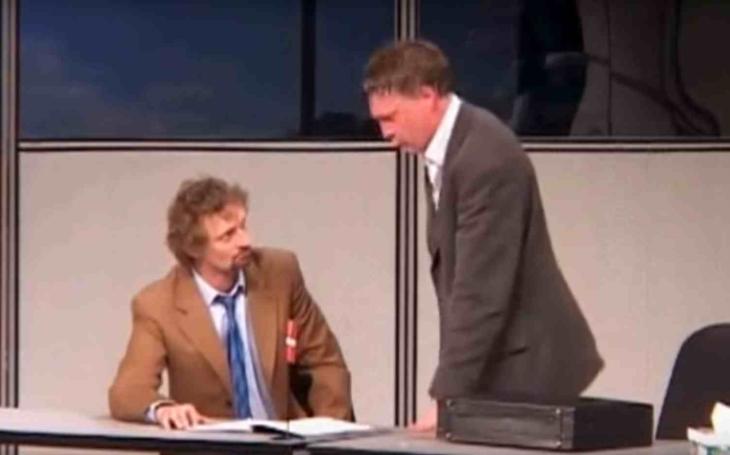 Nezastavitelný Michal Dlouhý ve Švandově divadle nadále brousí Larse von Triera