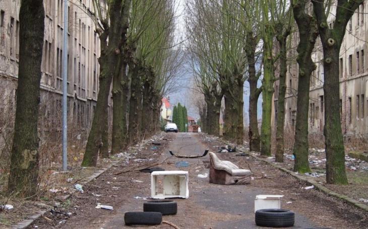 V Ústí nad Labem konečně padlo rozhodnutí. Problematickou ulici Na Nivách město koupí a nechá zbourat