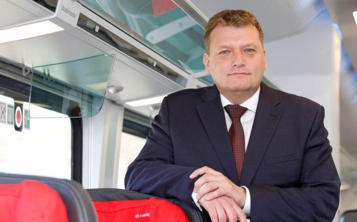 Generální ředitel ČD k článku The New York Times, který tvrdí, že privatizace britských železnic je fiasko
