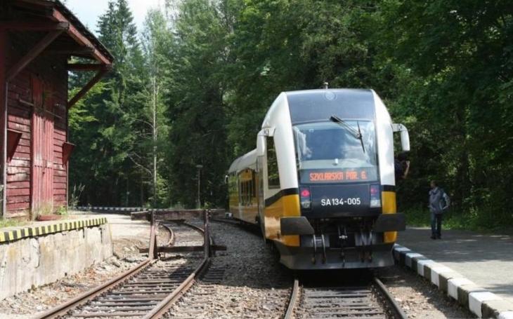 Přímé vlaky Liberec - Szklarska Poręba zůstávají v provozu. Na letní prázdniny navíc kraj přichystal novou možnost dostat se na hřebeny Krkonoš