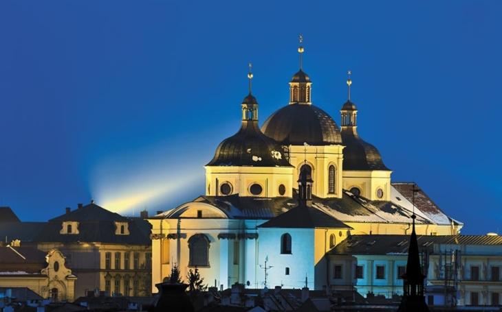 Brány památek dokořán zpřístupní v Olomouci kostel sv. Michala. Komentované prohlídky povede farář Antonín Basler