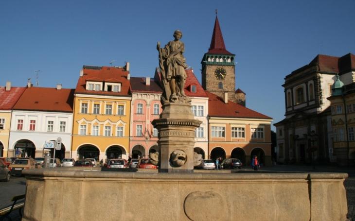 Jičín plánuje přestavbu autobusového nádraží. Projekt představí poprvé veřejnosti 12. června