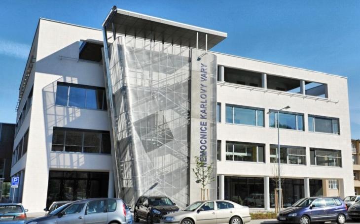 Kraj modernizuje kardiologii karlovarské nemocnice. Přestavba by měla být dokončena v polovině května