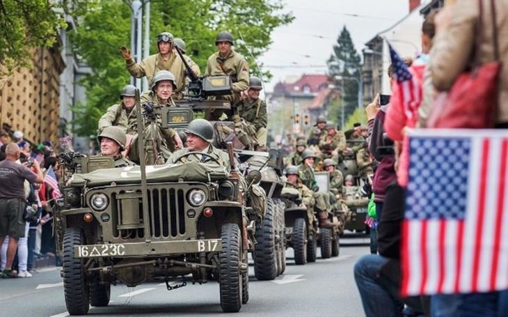 Convoy of Liberty vyjede 7. května v 11 hodin ze Sukovy ulice. Letos se v koloně představí více než dvě stovky kusů vojenské historické techniky