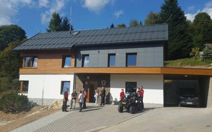 Horská služba získá půl milionu korun na zlepšení technického vybavení. Kraj pomáhá i organizací pravidelného školení