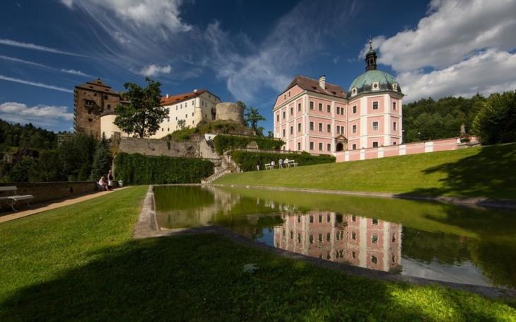Překvapení sezóny odhalil Státní hrad a zámek Bečov. Expozici doplnil briliantový diadém Eleonory Beaufort-Spontin