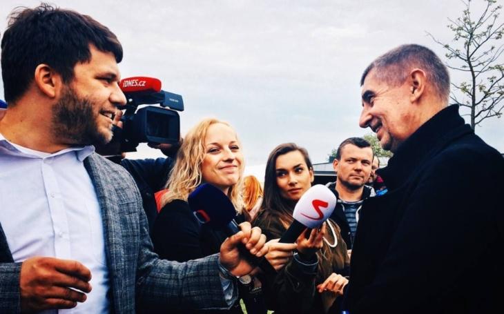 Andrej Babiš na vlastní uši, oči, konec konců i na vlastní kůži. Jaký je? To zjišťoval novinář, jehož nejvíce překvapilo...