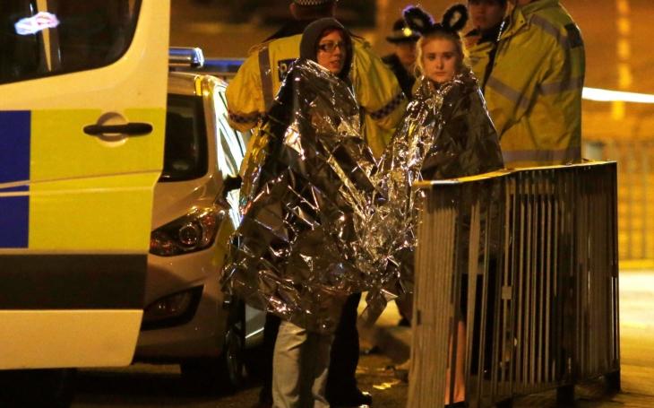 Zlí ztroskotanci? Anebo muslimský sebevražedný atentátník? Čeká se na jediné. Potvrzení, že v Manchestru opět útočil islámský teror