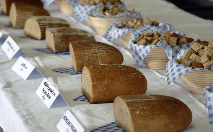 Víte, jak by měl vypadat opradu dobrý chleba? Pekaři to předvedou na pardubickém výstavišti