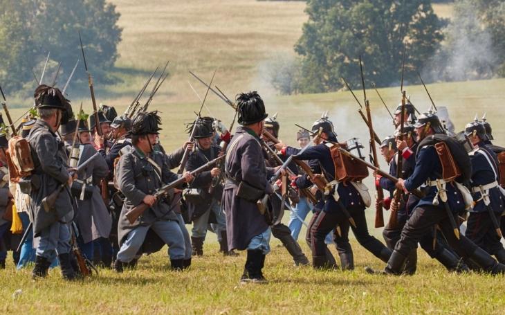 I letos si město připomene společně s Klubem vojenské historie Trutnov výročí bitvy v roce 1866