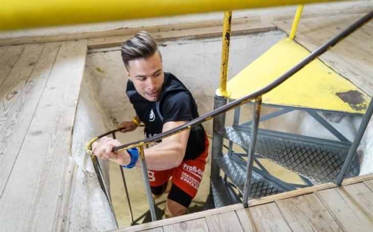 Znojmo Extreme 790: Radniční věž nejrychleji zdolali Orli, Neinstitucionizovatelní a Hany Bany