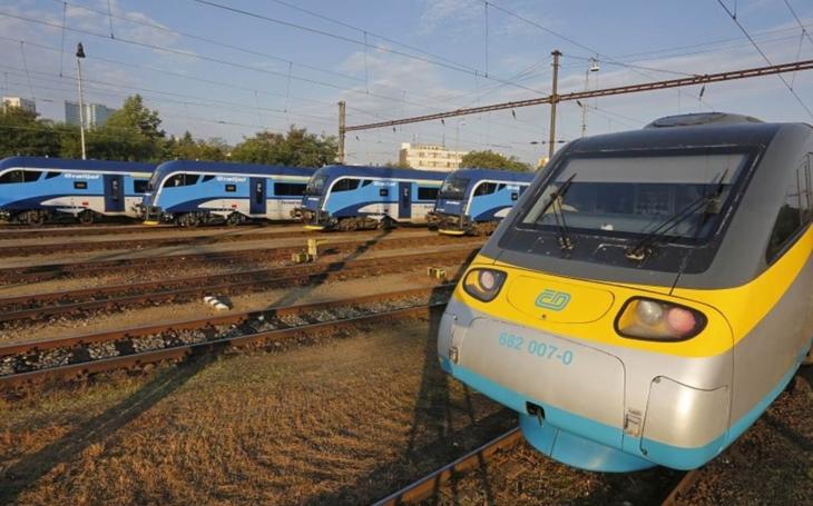 České dráhy stále úspěšné: Vloni vydělaly 882 milionů korun a udržely si vyšší rating