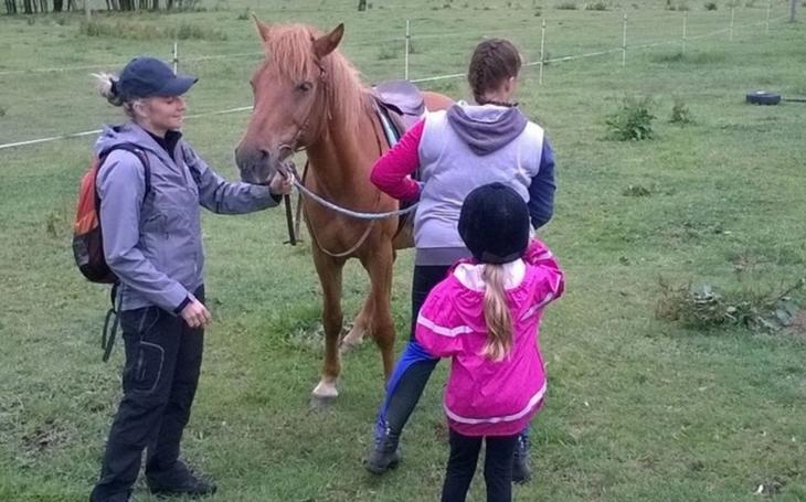 Liberecký kraj připravil pro pěstounské rodiny pestrý víkend v Hejnicích. Doprovodným programem přispělo středisko ekologické výchovy