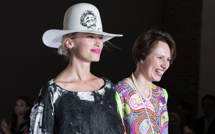 Tvoří módní kolekce z textilního odpadu a uchvátila jimi i v Miláně. Návrhářka ze Zlínska zvítězila na proslulé designerské soutěži