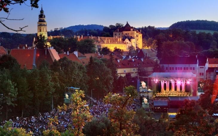 Jihočeský kraj částečně supluje ministerstvo kultury. Mezinárodní hudební festival v Českém Krumlově podpoří  částkou 1, 5 milionu korun