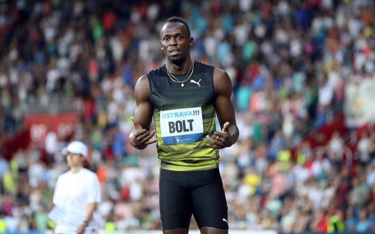 Nejrychlejší muž planety Usain Bolt zářil v Ostravě. A nebyl sám, na Zlaté tretře se předvedl i Wayde van Niekerk, vytvořil nový světový rekord
