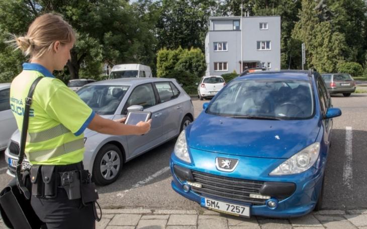 V Olomouci již můžete platit parkování pomocí SMS. Radnice i městská policie zdůraznily správný tvar textových zpráv