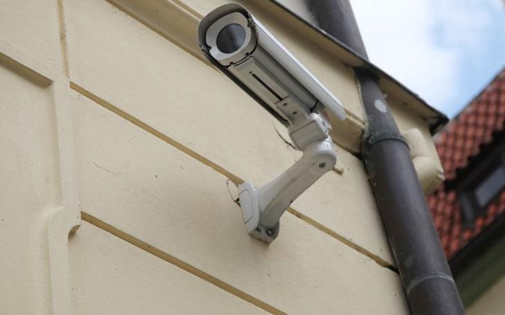 Pořádek v Chrudimi pomáhá hlídat kamerový systém. Díky něm už policie odhalila několik pachatelů