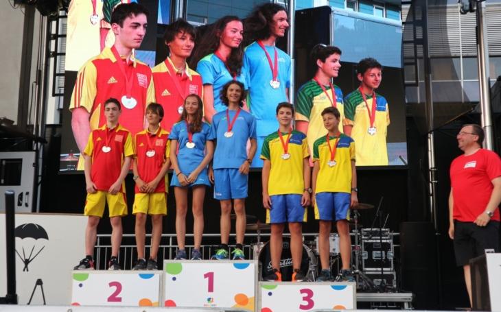 Dvacet sedm zlatých medailí. Nejúspěšnější olympiáda dětí a mládeže přinesla kraji cenné kovy