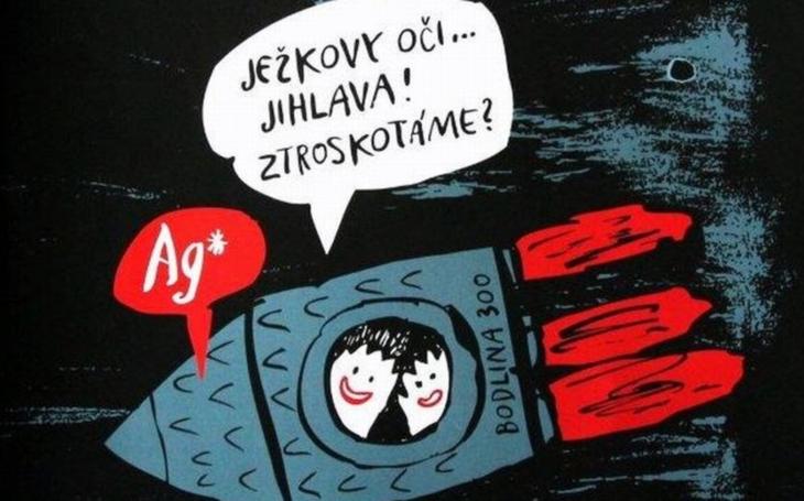 Jihlava vydala dějiny města jako komiks. Do příběhu dvou ježků jsou zapracovány pověsti i skutečné události, s nadsázkou, humorem i lehkou fikcí