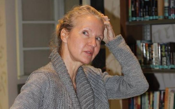 Havlova tajná přítelkyně: Jestli je někdo trapný, tak to jsou muži. Největší Čech ji zradil. Už toho má po krk