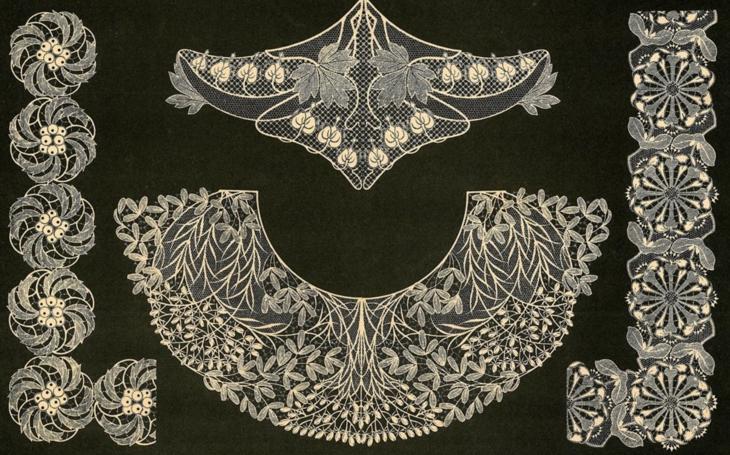 Hebké jako pavučina, vzácné a mnohdy obdivuhodné… Na seznam krajských nemateriálních statků přibylo vamberecké krajkářství