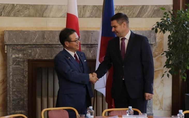 Bránou pro japonské firmy na evropský trh se po Brexitu podle ministerstva průmyslu může stát Česko