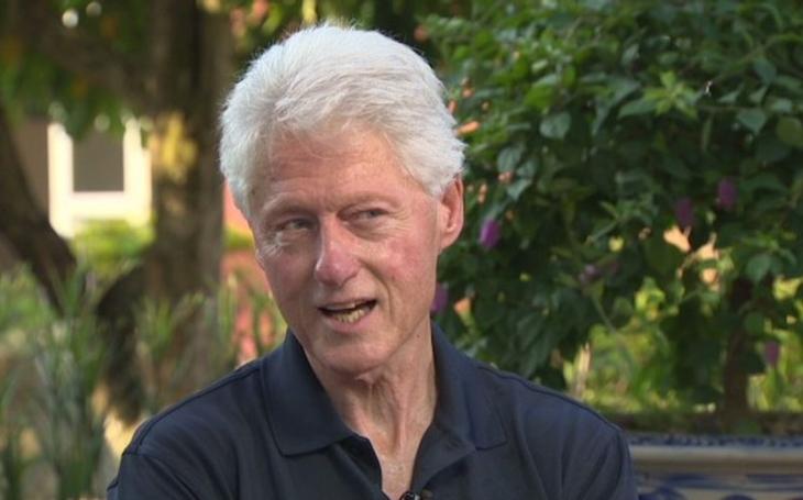 Bill Clinton se vyznal z obdivu k Václavu Havlovi: Hned od začátku jsem věděl, že z nás budou přátelé. A prozradil proč
