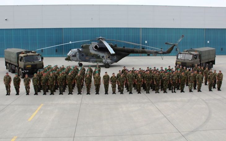 Vojáci z 18 armád trénují v Česku ´oči pilotů´. Cvičení Ample Strike reaguje na současné celosvětové hrozby