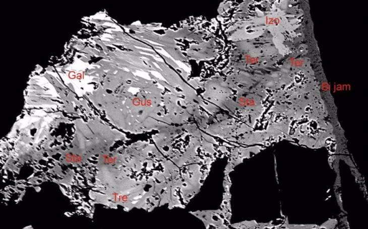 Nakonec to vzali, i s háčky a čárkami. Nově objevený minerál, který našel český vědec v kutnohorském rudním revíru, dostal jméno ´staročeskéit´
