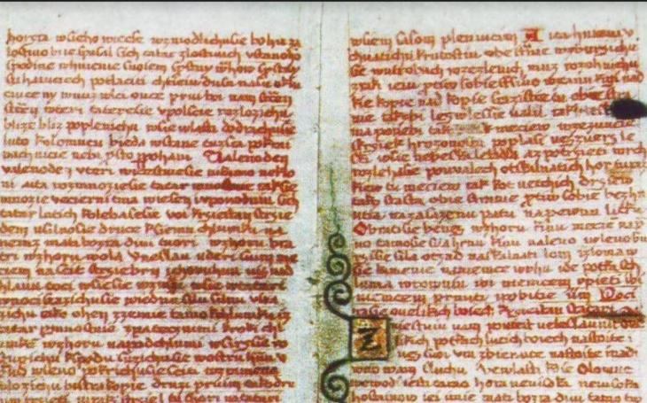 Sice je falešný, ale pořádně zamával českými dějinami… Královédvoráci po půl století opět uvidí originál Rukopisu královédvorského