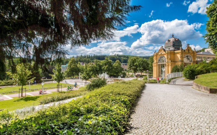 Do UNESCO společně: Karlovy Vary, Františkovy i Mariánské Lázně. To není vše, nakonec jde o společnou nominaci 11 nejkrásnějších lázní Evropy