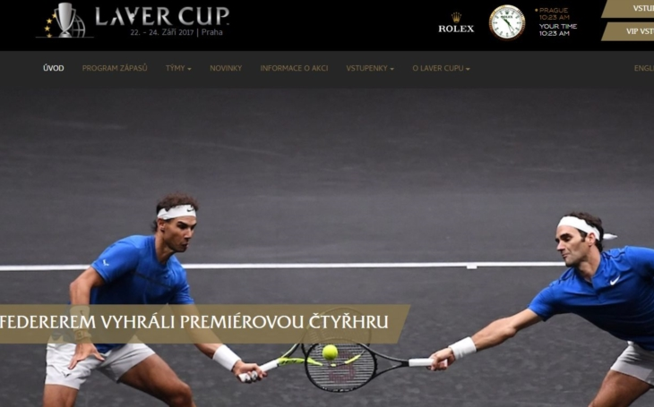 Laver Cup z druhé strany: Nadšení z Nadala a Federera. Ale proč tohle udělali Berdychovi?