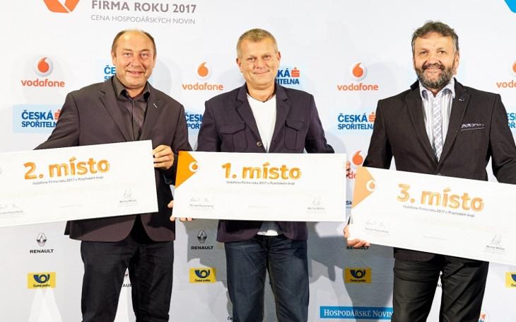 V Plzni se rozdávaly ceny. Vyhrál Jiří Procháska a společnost RAPETO. Tedy truhlář, jenž se se svým nábytkem prosadil i za hranicemi, a firma na zpracování pivovarských kvasnic