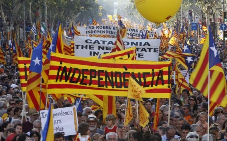 Při katalánském referendu ukázala EU svoji pravou tvář. Stát se to v Rusku, to by bylo řevu… Kdo má plnou hubu demokracie a lidských práv, ale jen pro někoho