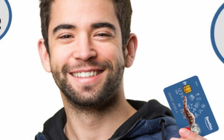 Stravenky, lékárna, lístky do kina, vše na jedné kartě: Revoluce v zaměstnaneckých benefitech