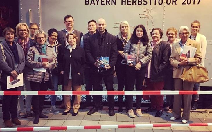 Česká protidrogová iniciativa. Revolution Train v Německu získal obdivné ovace. Teď navštíví Hradec Králové