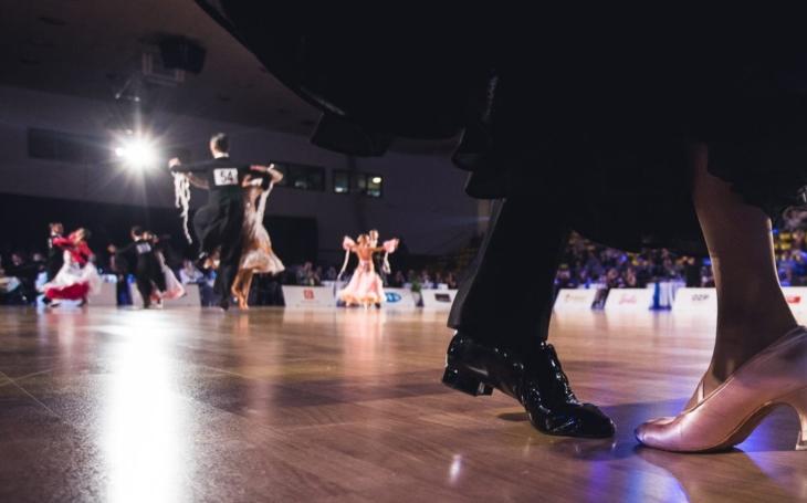 FOTO Přijelo 350 tanečních párů z celého světa: Ústí nad Labem žilo tancem